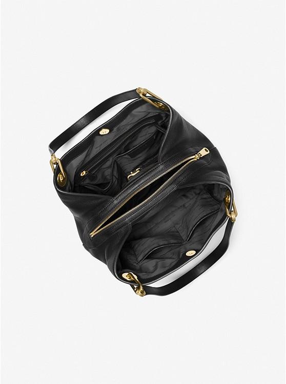 f0b51f6967ffa Raven Large Leather Shoulder Bag Raven Large Leather Shoulder Bag ...