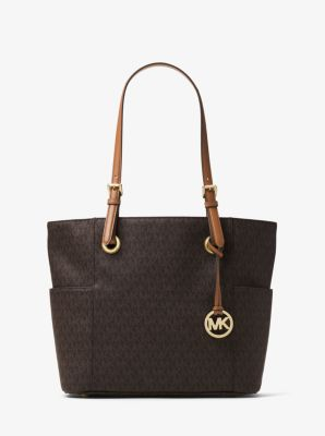 Jet Set Travel Small Logo Tote by Michael Michael Kors