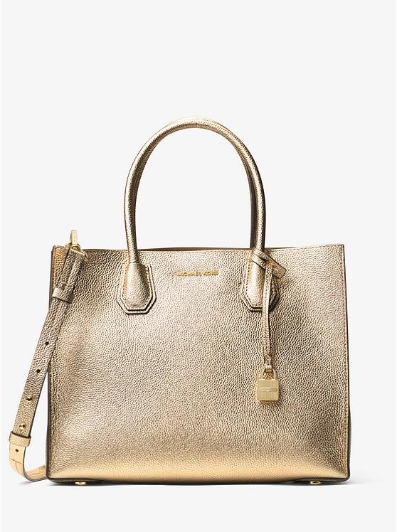 michael kors rose gold metallic handbag handbags 2018. Black Bedroom Furniture Sets. Home Design Ideas