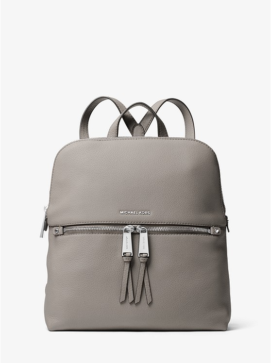 335105072f7f Rhea Medium Slim Leather Backpack | Michael Kors