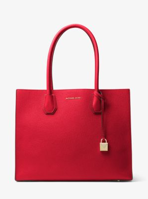 Mercer Extra-Large Leather Tote ...