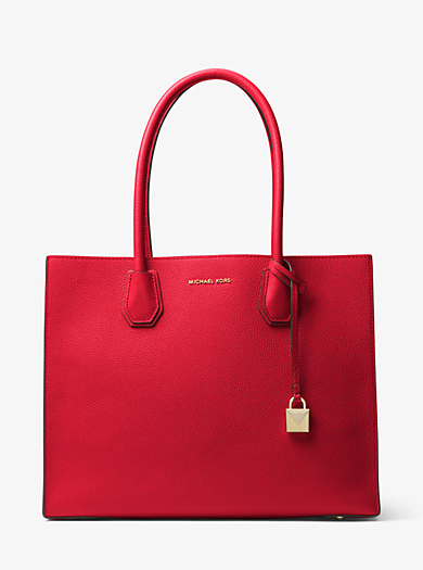 Mercer Extra Large Leather Tote