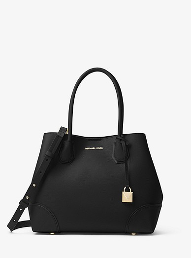 de06660dff2 Mercer Gallery Medium Leather Satchel | Michael Kors