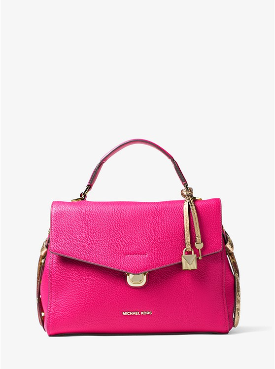 Bristol Leather Satchel