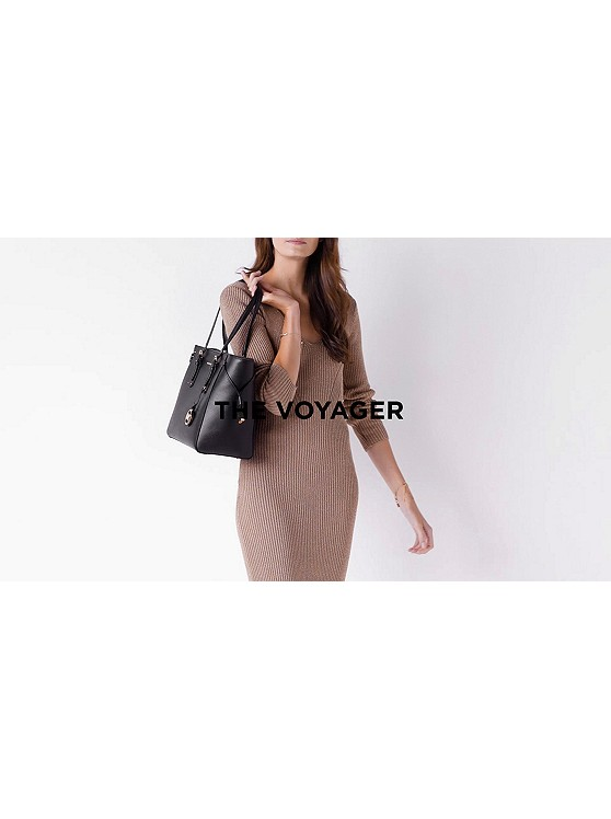 69c425ecccd0 0 00. Close. Voyager Medium Crossgrain Leather Tote Bag Voyager ...