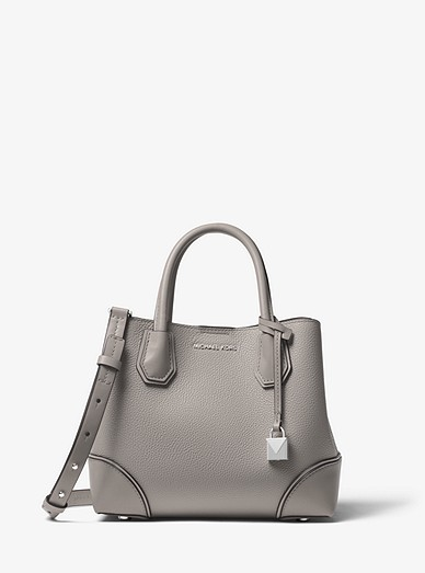 086d849bf431 Mercer Gallery Small Pebbled Leather Satchel