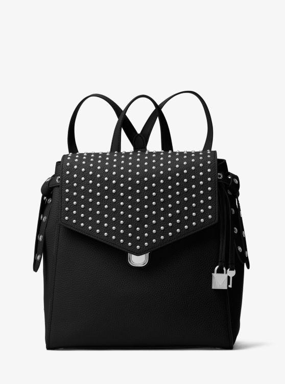 Bristol Medium Studded Leather Backpack