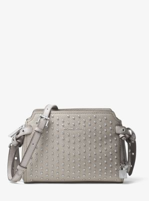 c6f725ef876b5 Bristol Studded Leather Crossbody