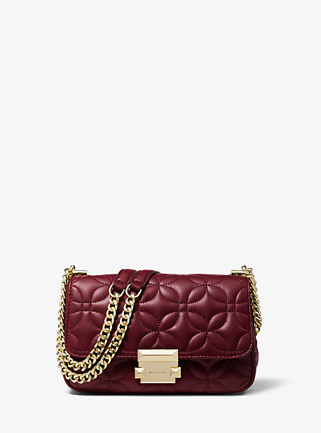 2d528818fdf5 Sloan Small Quilted Leather Crossbody Bag | Michael Kors