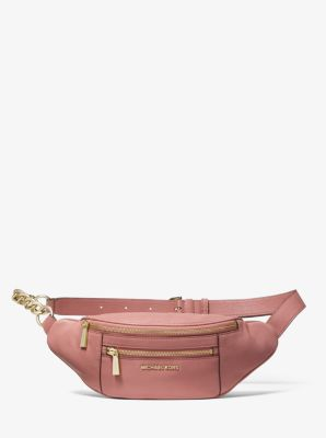 9ad846eefd29 Medium Leather Belt Bag | Michael Kors