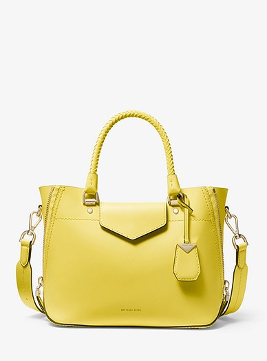 de3e7a6aea7f Blakely Leather Satchel | Michael Kors