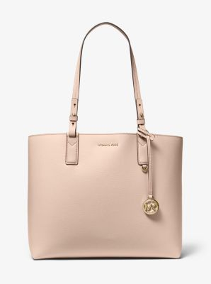 Cameron Large Leather Reversible Tote Bag | Michael Kors