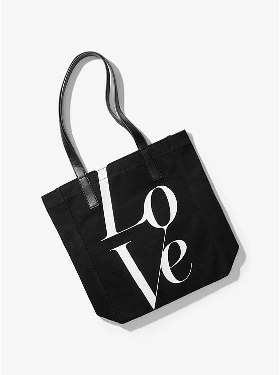 Borsa Tote Watch Hunger Stop Love | Michael Kors