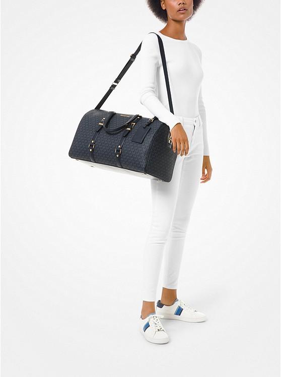 Extra Large Logo Weekender Bag