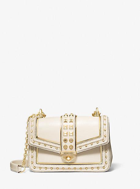 마이클 마이클 코어스 소호백 스몰 Michael Michael Kors SoHo Small Studded Leather Shoulder Bag