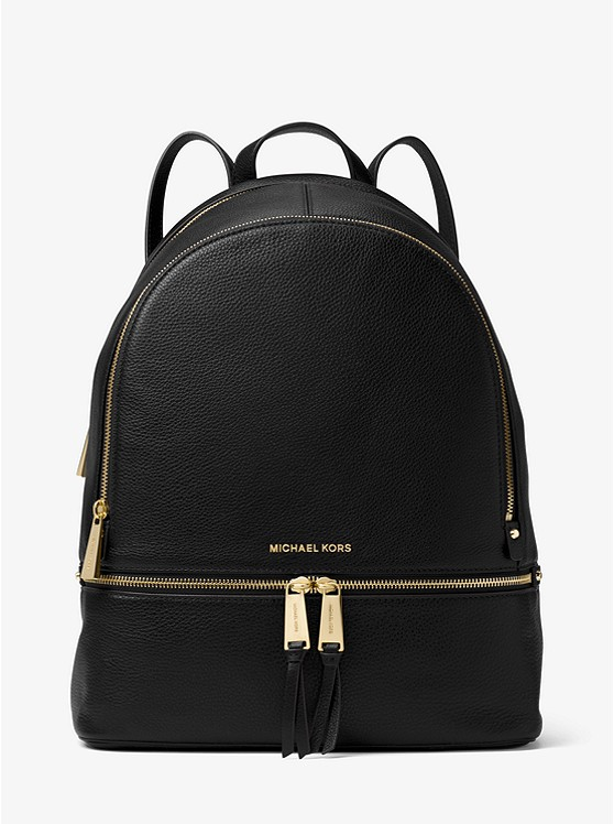 22950d74c138 Rhea Large Leather Backpack