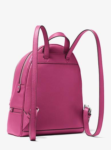 0f61d5ec18e6 Rhea Medium Leather Backpack. Rhea Medium Leather Backpack. MICHAEL Michael  Kors
