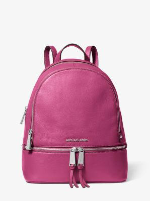 853bad5c0f Rhea Medium Leather Backpack. Find a Store. Sign Up for updates from Michael  Kors