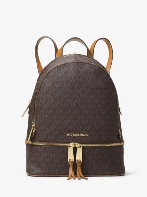 b2b6c0bc71ec Rhea Medium Logo Backpack