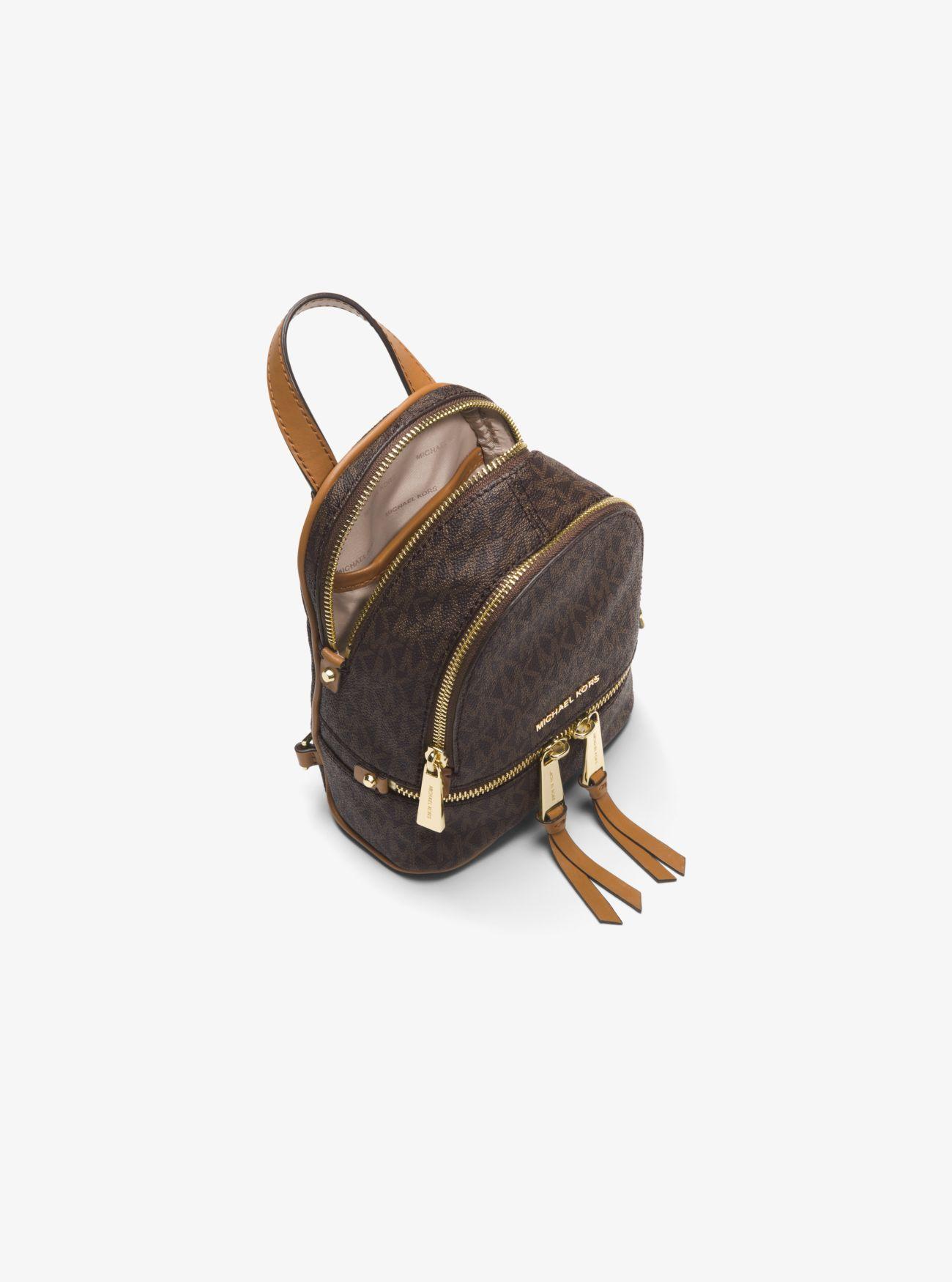 4f70c6fa1fc9 Rhea Mini Logo Backpack Rhea Mini Logo Backpack ...