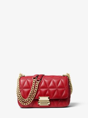 606b28f74009 Sloan Small Quilted Leather Crossbody Bag