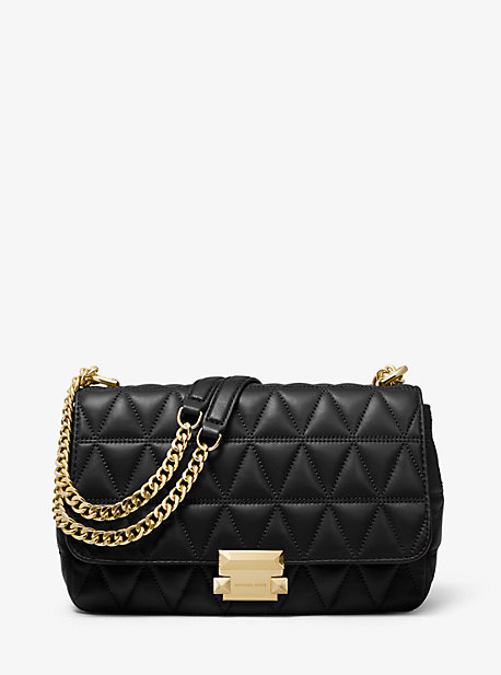 e5d61146ce3e Sloan Large Quilted Leather Shoulder Bag | Michael Kors