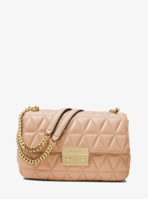7487f062170f Sloan Large Quilted-Leather Shoulder Bag | Michael Kors