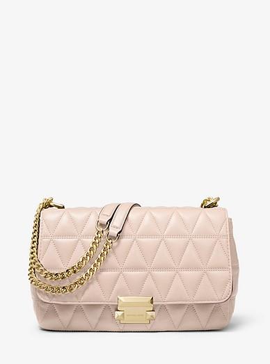 5b568255877f Sloan Large Quilted-leather Shoulder Bag