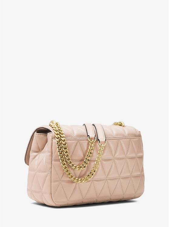... Sloan Large Quilted-Leather Shoulder Bag ...