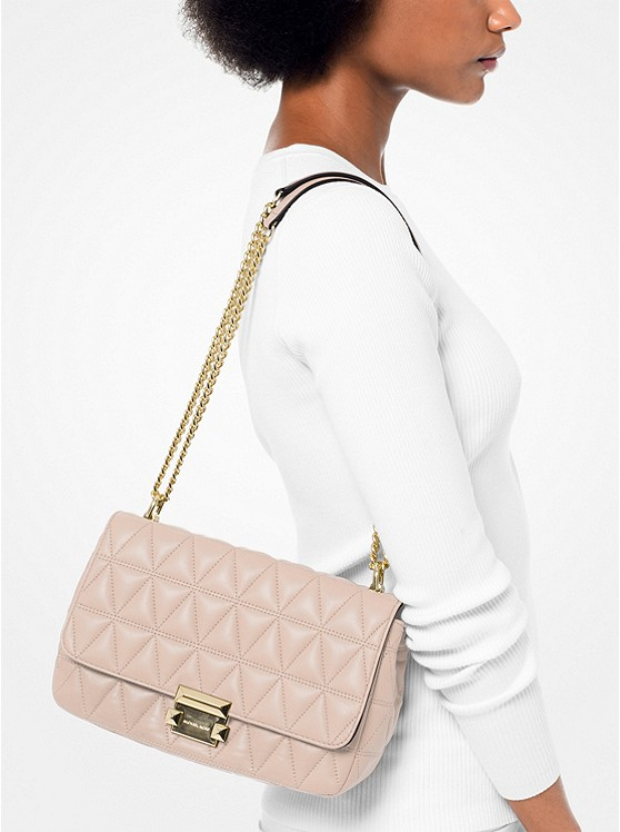 709c683c962a Sloan Large Quilted-leather Shoulder Bag