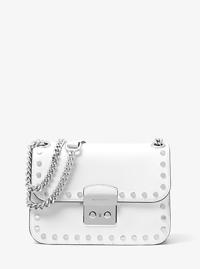 Sloan Editor Medium Leather Shoulder Bag. michael michael kors ...