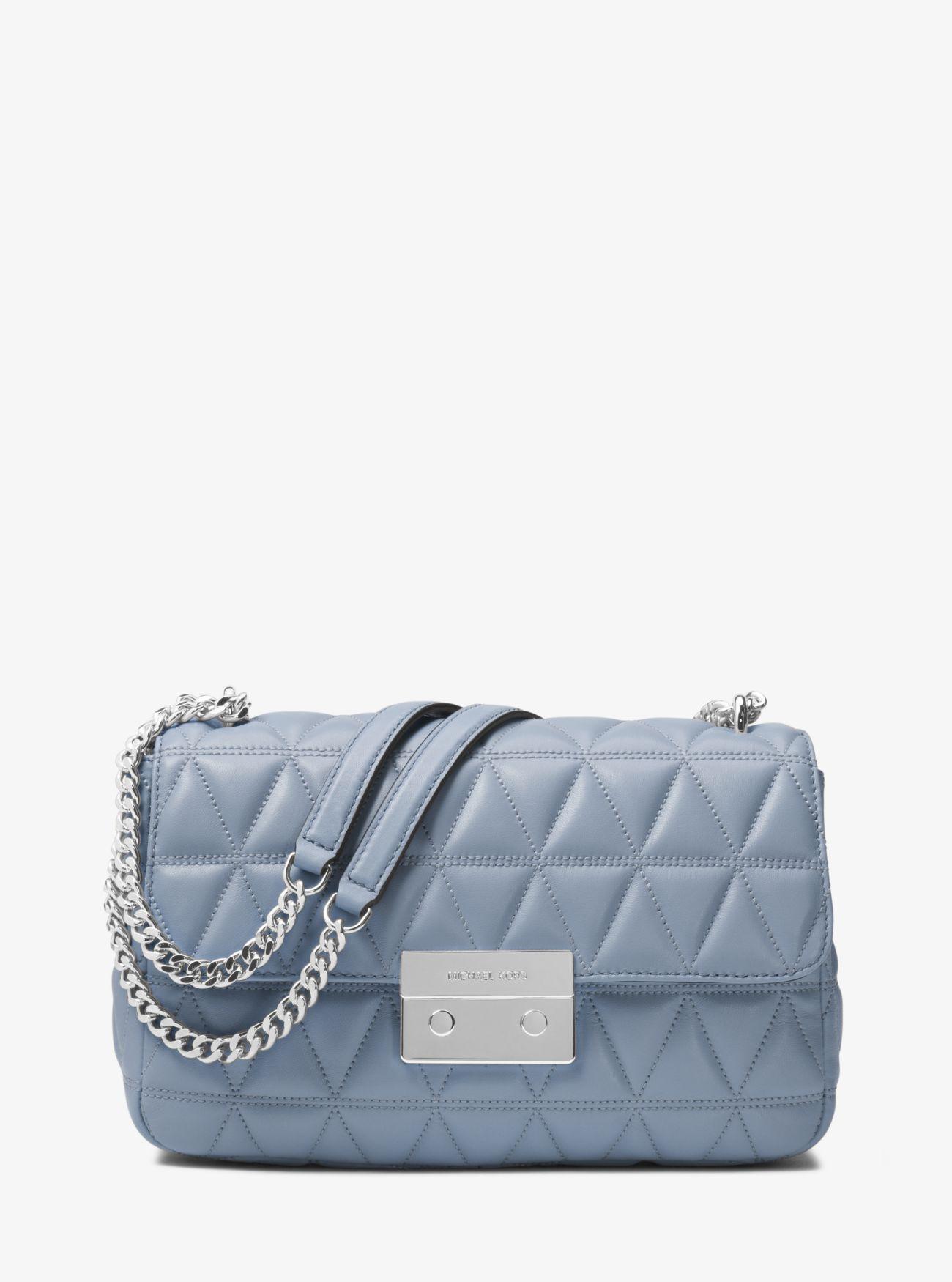 Sloan Large Quilted-leather Shoulder Bag   Michael Kors : michael kors black quilted handbag - Adamdwight.com
