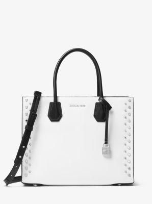 new michael kors handbags large black michael kors purse mk leather studded