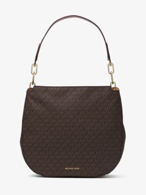e6ecd9fd6be9 Fulton Large Logo Shoulder Bag. Find a Store. Sign Up for updates from Michael  Kors
