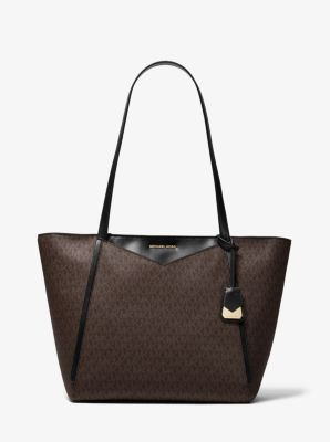 ad3df17a4088 Whitney Large Logo Tote Bag
