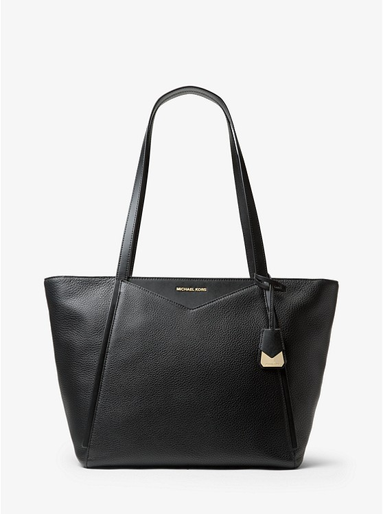 0f90bb8cd7df Whitney Large Leather Tote Bag