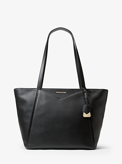 Whitney Large Leather Tote