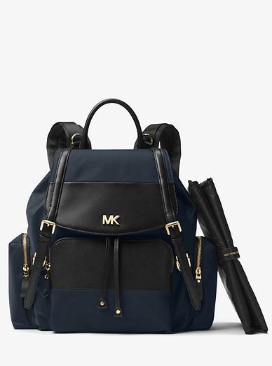 Mott Large Nylon Diaper Backpack  e3e1a52e93