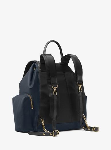 Mott Large Nylon Diaper Backpack. Mott Large Nylon Diaper Backpack. MICHAEL  Michael Kors 2bb621a1f2