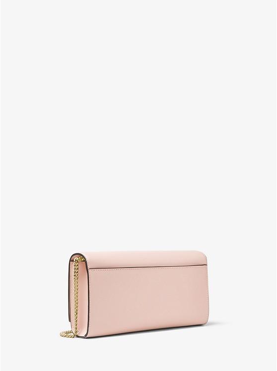 9956b8689616 Mott Leather Chain Wallet | Michael Kors