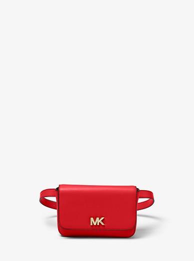 db0622b74d578 Mott Leather Belt Bag