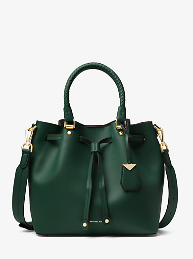 ... spain blakely leather bucket bag. michael michael kors blakely f8f99  82ad5 3c6e7e783c