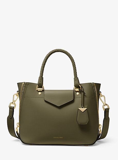 3c32c00d01073 Blakely Leather Satchel · michael michael kors · Blakely Leather Satchel ·   398.00 398.00