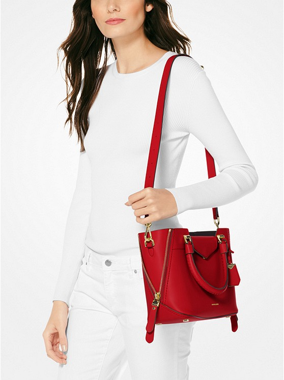 Blakely Leather Satchel