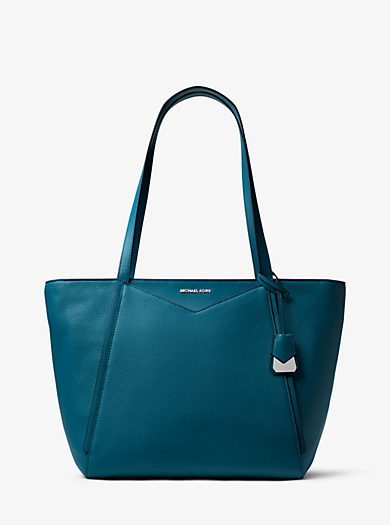 Whitney Large Leather Tote · michael michael kors · Whitney Large Leather  Tote 145cd4d89
