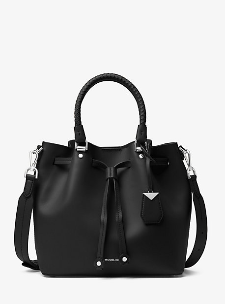 80d351368fc0 Blakely Leather Bucket Bag | Michael Kors