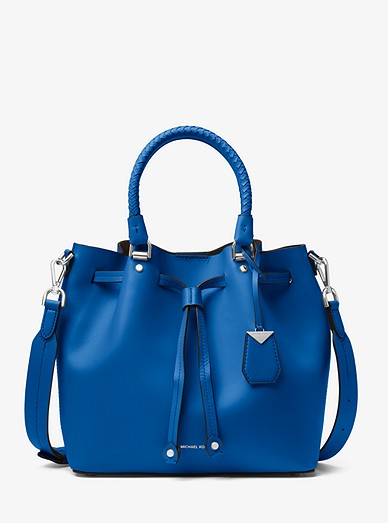 cb21fd69765c Blakely Leather Bucket Bag | Michael Kors
