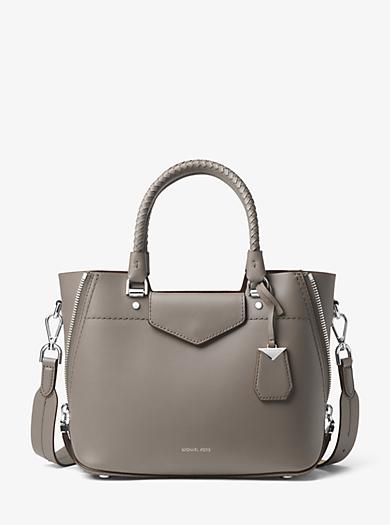 5cdbb0a45e67 Blakely Leather Satchel | Michael Kors