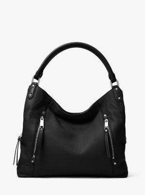 a78afd3f9250 Evie Large Leather Shoulder Bag
