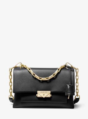 3aa9caef2decd Cece Medium Leather Shoulder Bag. Find a Store. Sign Up for updates from Michael  Kors